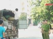 Video An ninh - Hơn 4 tấn thực phẩm thối suýt vào quán nhậu