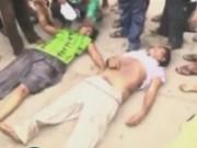 An ninh thế giới - Giẫm đạp ở Lễ hội tắm sông Ấn Độ, ít nhất 27 người chết