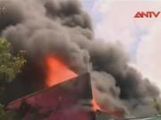 Video An ninh - Cháy nổ vang trời ở Đà Nẵng, nhiều người bị thương