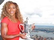 Tennis - US Open 2015 tạo cú sốc với kỷ lục tiền thưởng