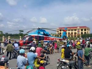 Tin tức trong ngày - Gặp sự cố, máy bay quân sự hạ cánh khẩn ở Thái Bình