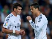 Bóng đá - Real: CR7 - Bale cạnh tranh quyết liệt suất đá cắm
