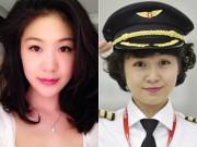Bạn trẻ - Cuộc sống - 3 nữ phi công Việt xinh đẹp như hot girl
