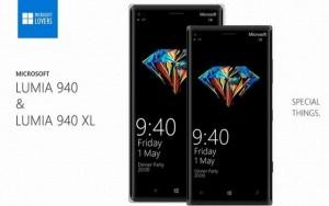 Điện thoại - Bộ đôi Lumia 940 và 940 XL có giá chát hơn iPhone 6?