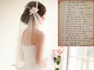 """Nhịp sống trẻ - Dân mạng tranh cãi: """"Muốn cưới vợ phải có đủ 50 triệu"""""""
