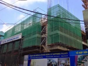 Chung cư-Nhà đất-Bất động sản - Dự án nợ tiền sử dụng đất nhưng nhà vẫn bán