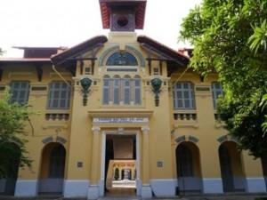 Giáo dục - du học - ĐH Sài Gòn - vẻ quyến rũ dịu dàng của ngôi trường trăm tuổi