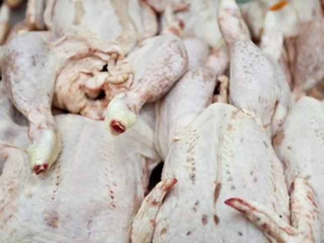 """""""Thịt gà Mỹ giá dưới 20.000 đồng/kg là rất bất thường"""""""