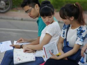 Giáo dục - du học - Công bố điểm thi THPT 2015: Một số cụm thi gửi kết quả
