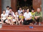 Tin tức Việt Nam - Chuyện bi hài ở gia đình đông con nhất Hà Nội