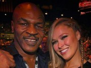 Võ thuật - Quyền Anh - Mike Tyson thấy mình trong hình ảnh Ronda Rousey