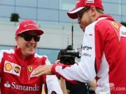 Thể thao - Biến động nhân sự F1: Phụ thuộc cả vào Raikkonen