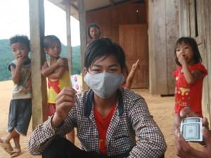 """Sức khỏe đời sống - Quảng Nam: """"Cưỡng chế"""" chữa bệnh tại ổ dịch bạch hầu"""