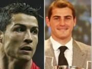 Vượt CR7-Kaka, Casillas đẹp trai nhất giới cầu thủ