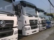 """Xuất nhập khẩu - Ô tô tải Trung Quốc vẫn ồ ạt """"đổ bộ"""" vào Việt Nam"""