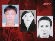 Video An ninh - Lệnh truy nã các đối tượng ngày 18/7/2015