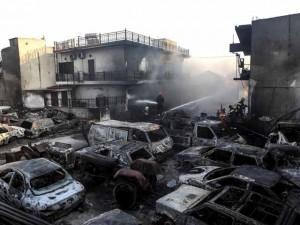Thế giới - Cháy rừng lan tới thủ đô Athens, dân hốt hoảng sơ tán