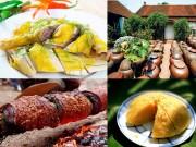 Ẩm thực - Những món ăn dân dã tuyệt ngon ở làng cổ Đường Lâm