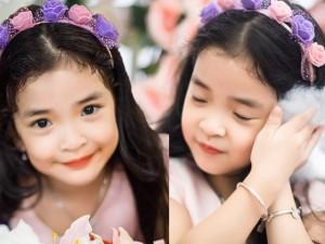 Bạn trẻ - Cuộc sống - Ngất ngây trước vẻ dễ thương của bé gái Bạc Liêu