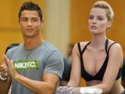 Bóng đá - Sao 360 độ 18/7: Ronaldo phải lòng diễn viên người Úc