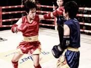 """Thể thao - """"Đóa hồng Liễu – Mai"""" đại chiến trên sàn đấu Muay Thái"""