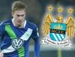 """Tin chuyển nhượng 18/7: Man City muốn De Bruyne là """"bom tấn"""""""