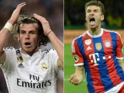 """Bóng đá Ngoại hạng Anh - Hợp đồng """"ngạc nhiên"""" của Van Gaal: Bale hay Muller"""