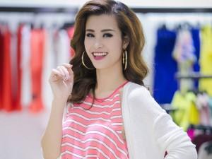 Thời trang - Đông Nhi diện quần ống rộng cá tính
