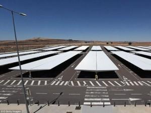 """Thế giới - Chùm ảnh: Bên trong """"sân bay ma"""" ở Tây Ban Nha"""