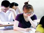 Giáo dục - du học - Điểm sàn bao nhiêu là vừa?