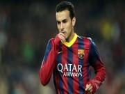 Bóng đá Tây Ban Nha - Nóng: MU tăng tốc có Pedro ngay tuần này