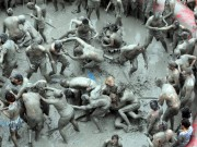 Điểm du lịch - Cơn sốt lễ hội tắm bùn lớn nhất thế giới tại Hàn Quốc