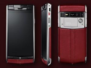 Dế sắp ra lò - Vertu 06 sang chảnh RAM 4GB, giá 121 triệu đồng