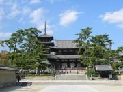 Du lịch - Khám phá ngôi chùa gỗ cổ nhất Nhật Bản