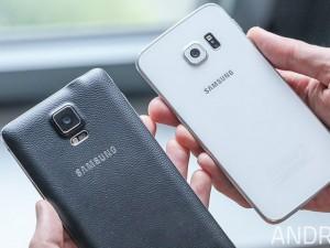 Điện thoại - Galaxy Note 4 sẽ khác Galaxy Note 5 như thế nào?