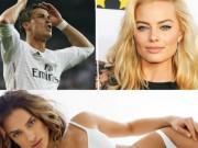 """Ngôi sao bóng đá - Ve vãn kiều nữ, CR7 đang """"phát điên"""" vì Irina"""