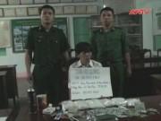 """Video An ninh - Bắt vụ vận chuyển ma túy đá """"khủng"""" tại Bình Phước"""