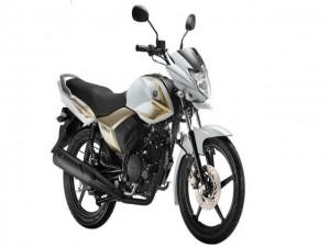 Xe xịn - Yamaha Saluto phanh đĩa giá 18,7 triệu đồng ra mắt