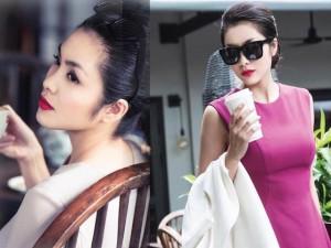 """Váy - Đầm - Vẻ đẹp gái một con của Hà Tăng """"đốn tim"""" người hâm mộ"""