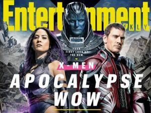 Phim - Hình ảnh mới từ bom tấn X-Men gây phấn khích cho fan