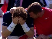 Tennis 24/7: Murray khóc như trẻ con tại Davis Cup