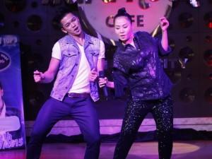 Sao ngoại-sao nội - Thu Minh yêu cầu hotboy VN Idol phải khiêm tốn