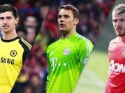 """Các giải bóng đá khác - Thủ môn hay nhất: Neuer """"đè bẹp"""" Courtois, De Gea"""