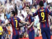 """Tin chuyển nhượng - Suarez bảo vệ Messi, khiến MU """"nóng mặt"""" vụ Pedro"""