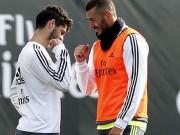 Benzema  & amp; Isco ở Real:  Phụ  nhưng không thừa