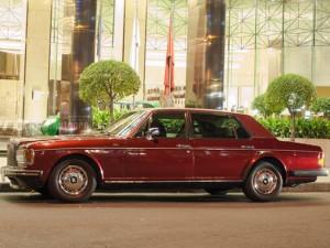 Xe xịn - Hàng hiếm Rolls-Royce Silver Spirit Spur III 1993 trên phố Sài Thành
