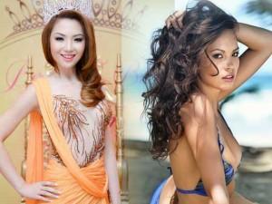 Người mẫu - Hoa hậu - Sức hút của 6 cô gái gốc Việt tại đấu trường nhan sắc