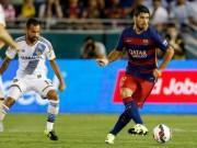 Các giải bóng đá khác - TRỰC TIẾP Barca - LA Galaxy: Nỗ lực đáng khen (KT)