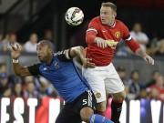 Bóng đá Ngoại hạng Anh - MU - San Jose: Thế trận lấn lướt