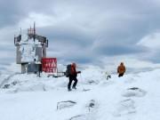 Du lịch - Thám hiểm ngọn núi có khí hậu tồi tệ nhất hành tinh